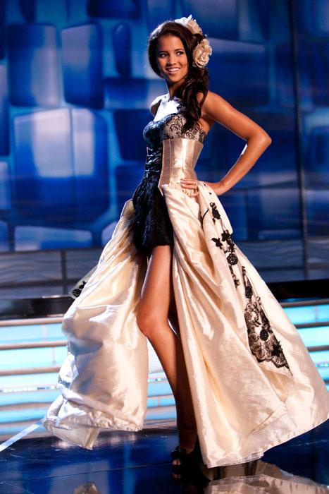Traje Típico de Miss Suiza