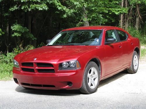 Rental Dodge Charger