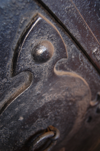 stove detail