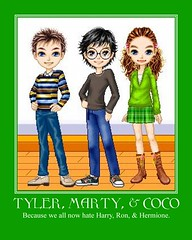 Tyler, Marty, & Coco