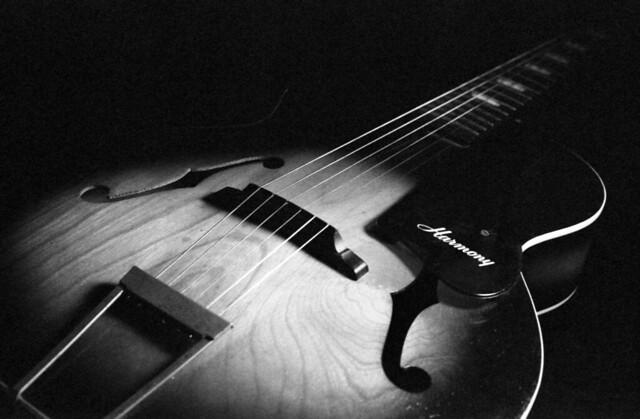 Vintage Harmony 505