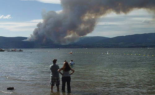 West Kelowna Fire 2