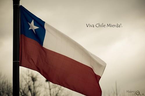 Viva Chile Mierda!