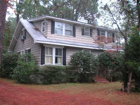 the estate of things chooses southern pines home for sale