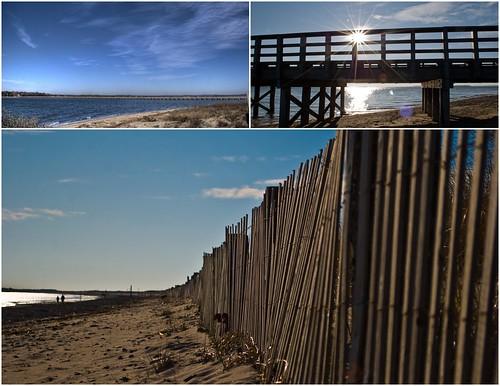 Duxbury Beach Collage w/o 365 shot (by Pat Glennon)