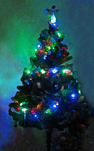Getting a bit festive