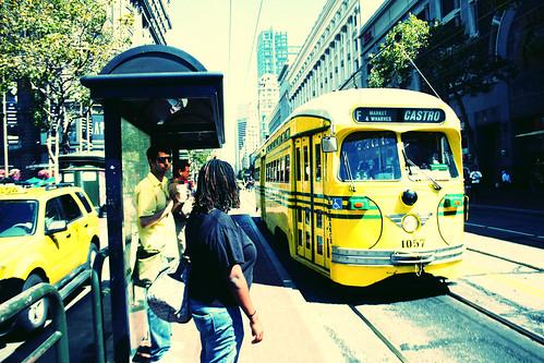 F Train To Castro