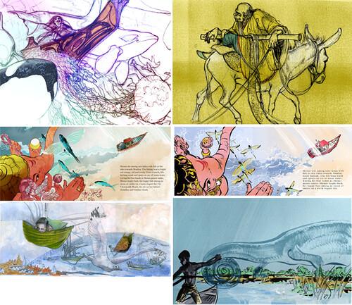 Colour & Medium test page