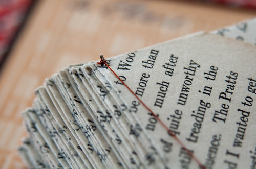 Altered Book- Let the World Speak for Itself-4