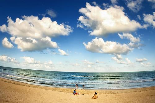 Praia de Boa Viagem, Recife / PE