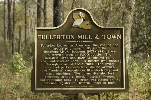 Fullerton Saw Mill Town by GypsySoul