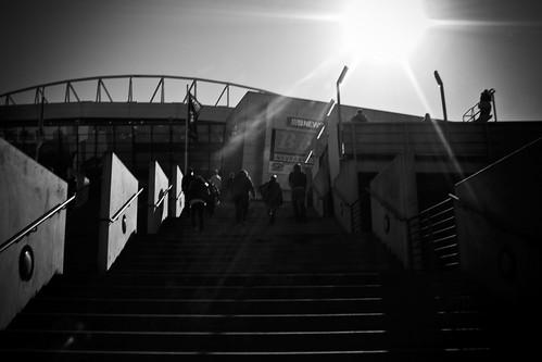 The steps to Etihad by Matt Hovey (on hiatus. back soon!)