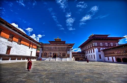 Thimphu Tashichhodzong