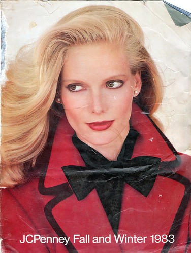 JCPenney Fall & Winter 1983 Cover