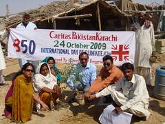 Caritas, Karachi, Pakistan