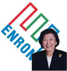 Happy Enron Anniversary, Wendy Gramm