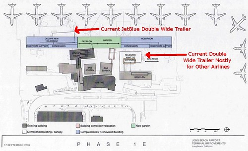 LGB New Terminal Plan