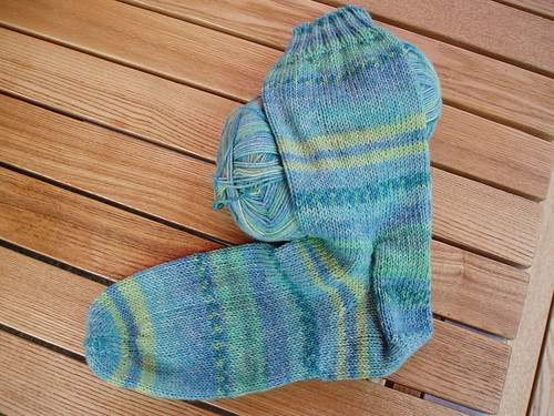 Solitary sock