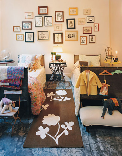 the estate of things chooses john derian kid's room