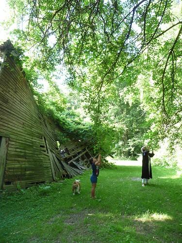 south bend barn