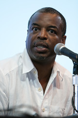 LeVar Burton reads at the KC Public Library