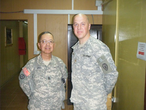CSM Flores and I