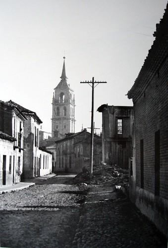 Calle del Postigo