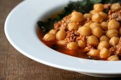 Chickpea Chorizo Stew 2