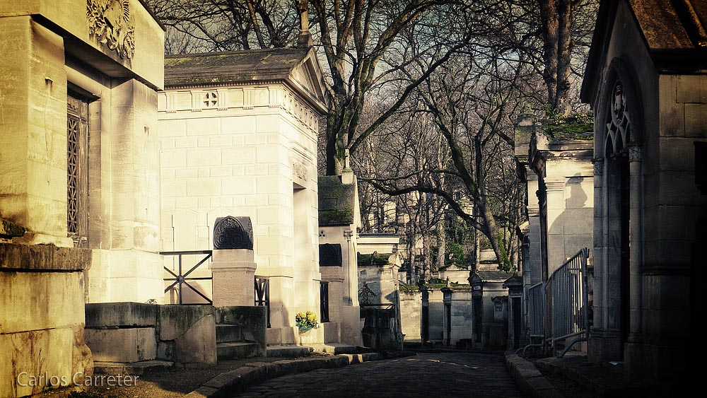 Cementerio Père Lachaise