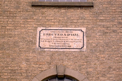 Erected in 1831