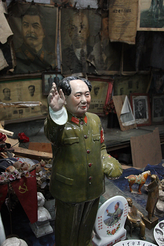 Mao is alive