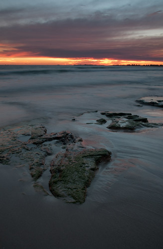 Warnbro Beach Sunset