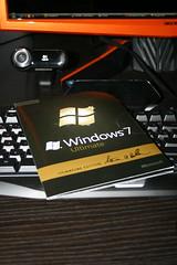 Windows 7 Ultimate: Signature Edition