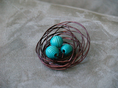 Birds Nest Tutorial Step 6