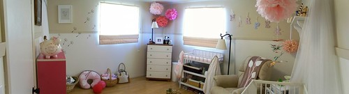 Harper's Room Panorama