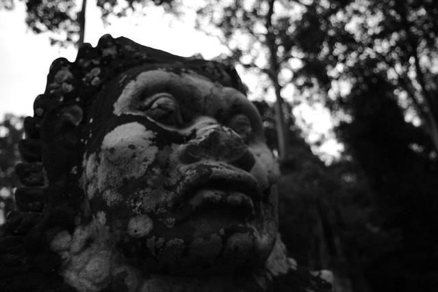 Escultura jemer