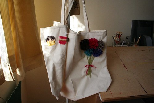 2 Handmade Bags