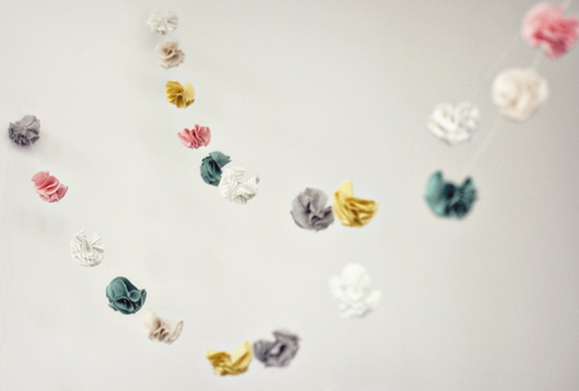 Mini Flower Garland