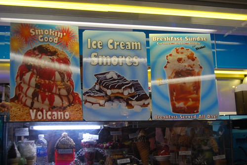 Ice cream stuff