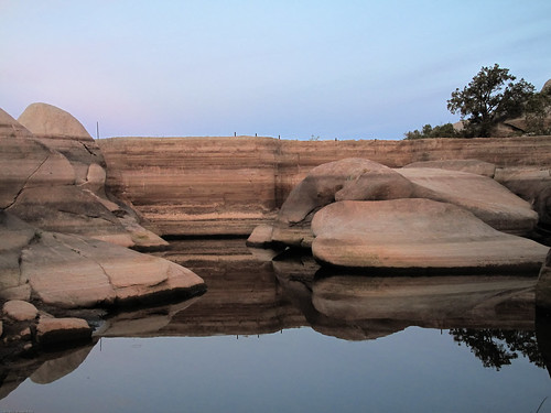 Barker Dam by you.