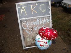 snowflake soiree 2005