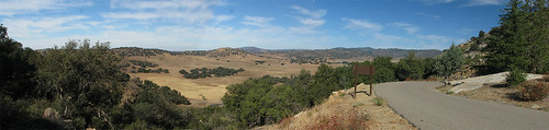 Santa Ysabel Valley Panorama