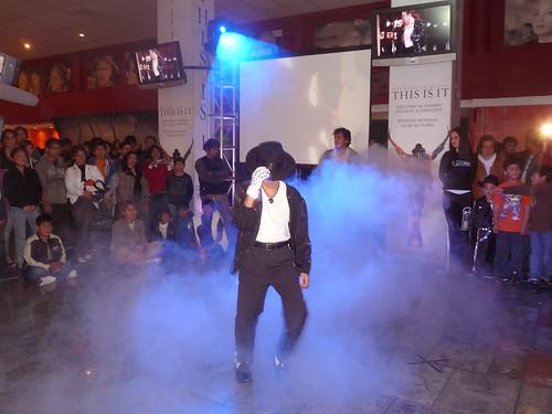 """Premier en el Perú """"Michael Jackson´s This Is It"""""""