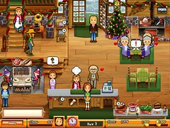 Delicious - Emily's Holiday Season game screenshot