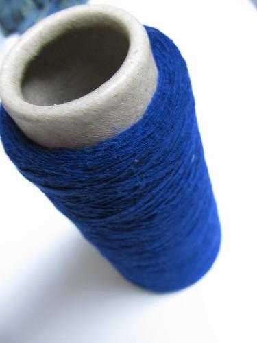 laceweight-royal blue