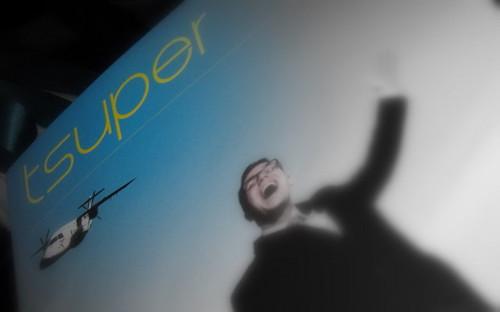 Travel Super (Tsuper) Magazine