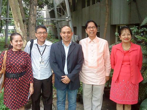 Inna, Comelec, Smartmatic, Rene Sarmiento, Lily Domingo