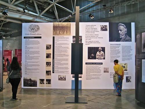 Salone del libro di Torino, 2011, 150 anni di libri
