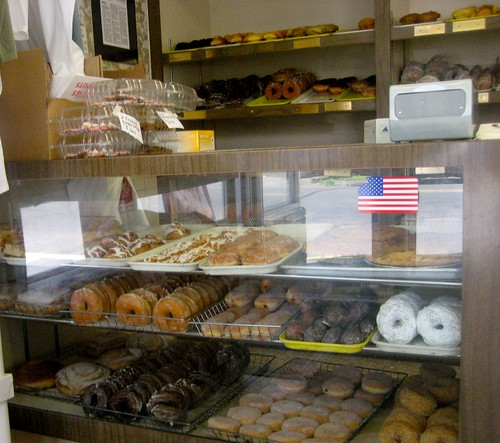 Kane's Donut Selection Saugus MA