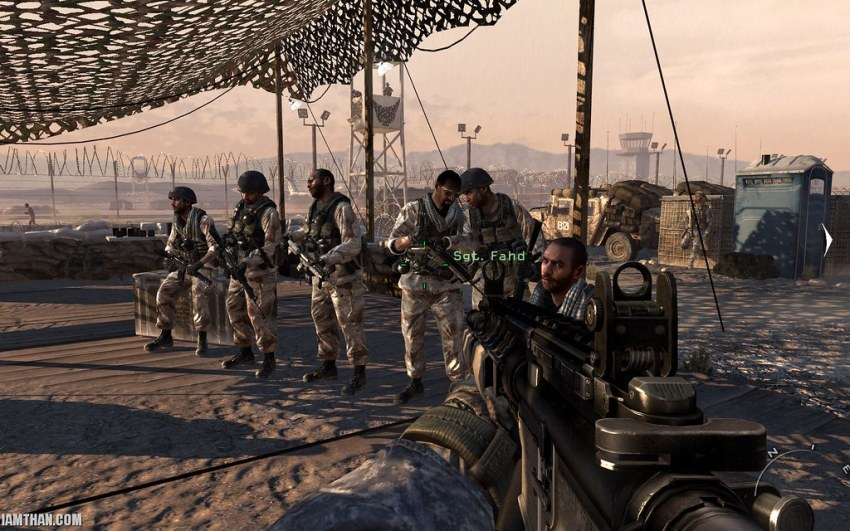 Call of Duty Modern Warfare 2 Review - iw4sp 2009-11-13 18-28-37-22